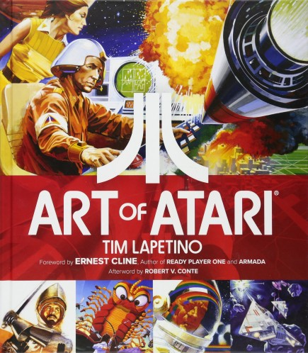 Kniha Art of Atari