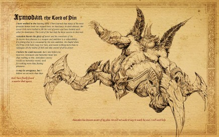 Kniha Diablo Bestiary - The Book of Adria