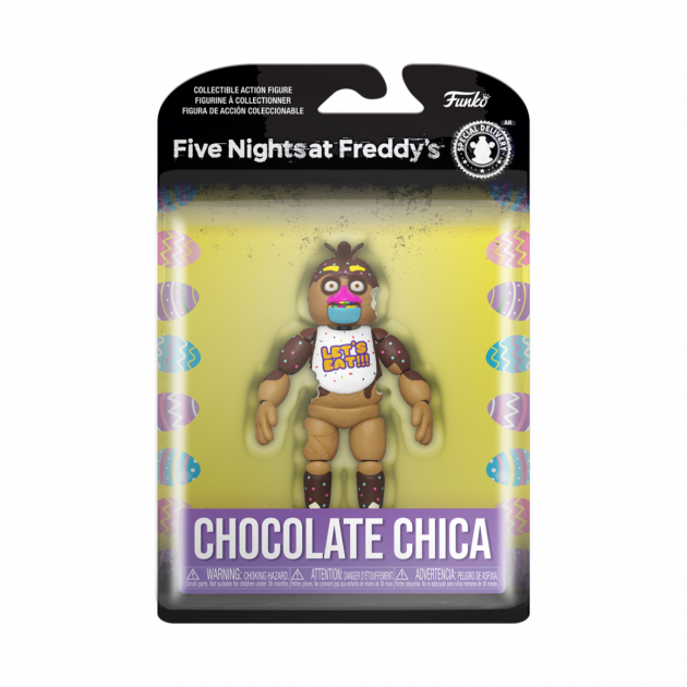 Figurka Five Nights at Freddys - Chocolate Chica Action (Funko)