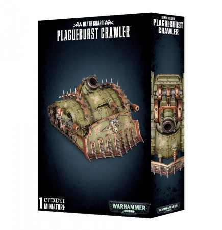W40k: Death Guard: Plagueburst Crawler