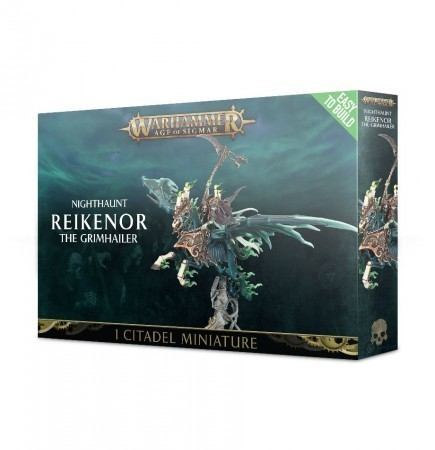 W-AOS: Nighthaunt - Reikenor the Grimhailer