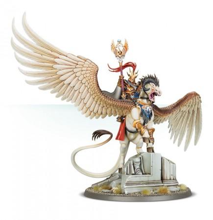W-AOS: Stormcast Eternals - Lord-Arcanum on Tauralon (1 figurka)