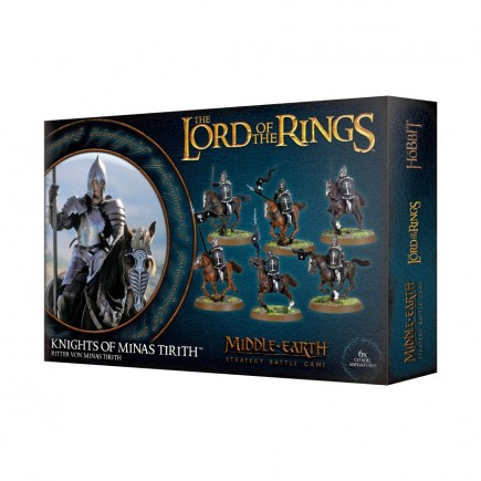 Desková hra The Lord of the Rings - Knights of Minas Tirith (figurky)