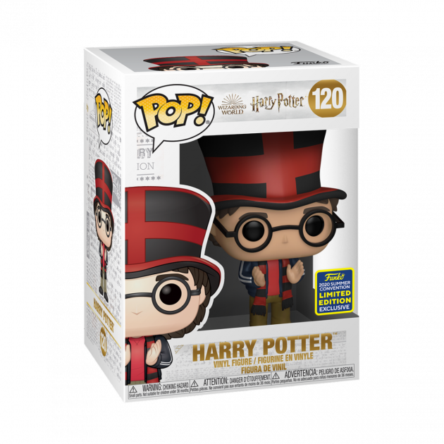 Figurka Harry Potter - Harry at World Cup (Funko POP! Movies 120)