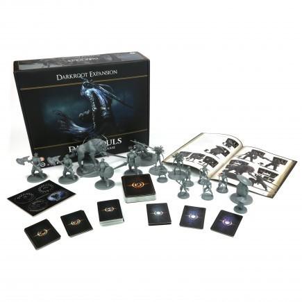 Stolová hra Dark Souls - Darkroot Basin Expansion (rozšírenie)