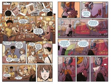 Komiks Life is Strange Volume 1-3 - Box Set