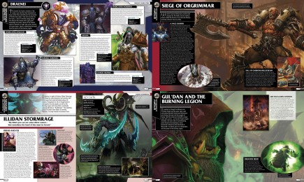 Kniha World of Warcraft Ultimate Visual Guide