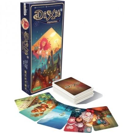 Karetní hra Dixit 6. rozšíření - Memories
