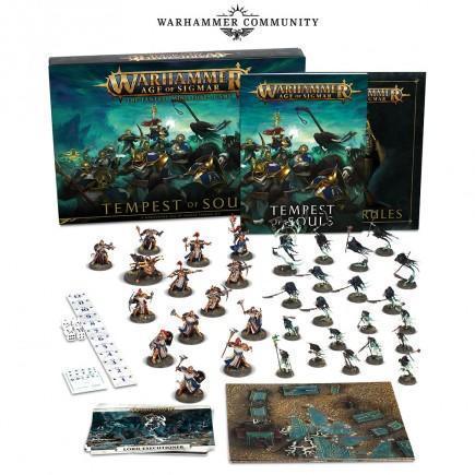 Warhammer Age of Sigmar - Tempest of Souls (Starter Box)