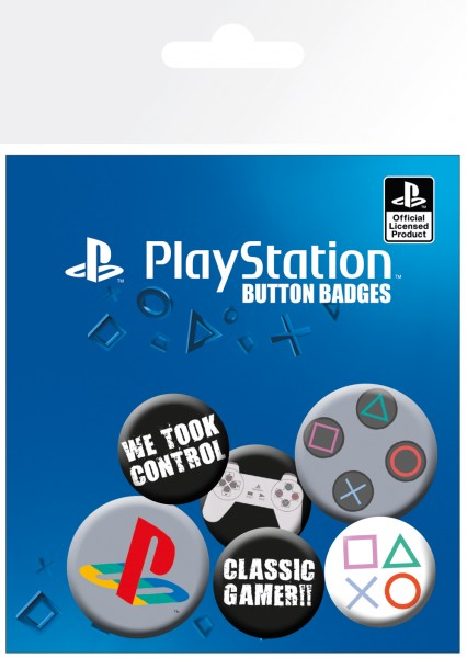 Odznaky PlayStation - Classic