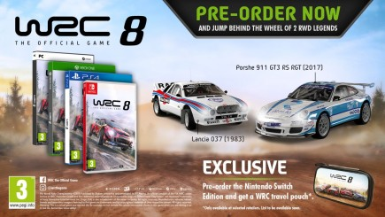 WRC 8 - Collector Edition (XONE)