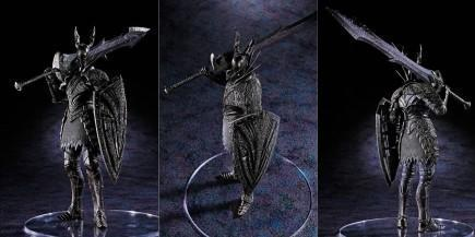 Figurka Dark Souls - Black Knight (20 cm)