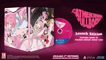 Catherine: Full Body - Limited Edition (PS4)