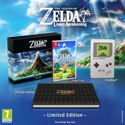 The Legend of Zelda: Links Awakening - Limited Edition (SWITCH)