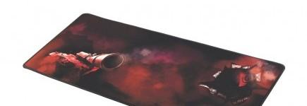 Herní podložka pod myš Genesis Carbon 500 XXL Tank