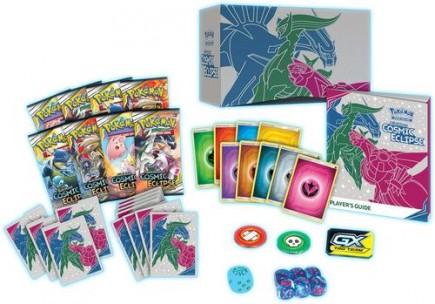 Karetní hra Pokémon TCG: Cosmic Eclipse - Elite Trainer Box
