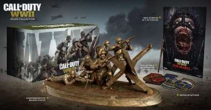 Figurka Call of Duty: WWII - Valor