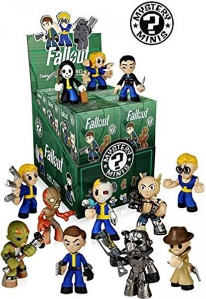 Figurka Fallout - náhodný výběr (Funko Mystery Minis)