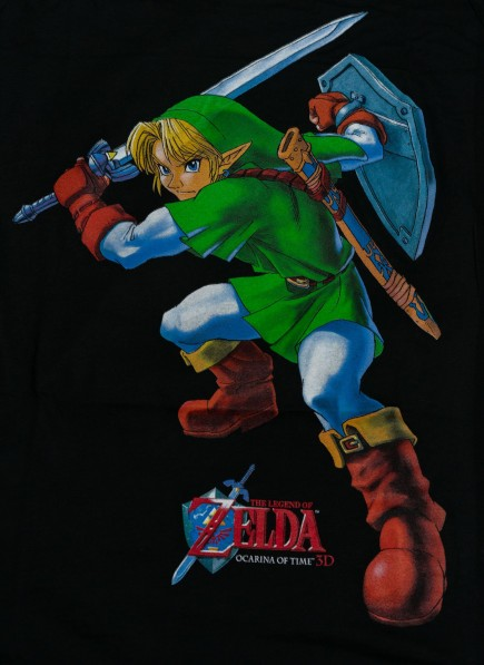 Nintendo - Zelda Ocarina of Time Female Tee