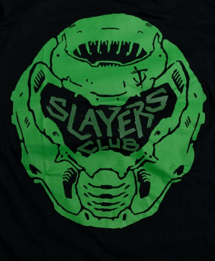 Doom - Eternal - Slayers Club Men's T-shirt