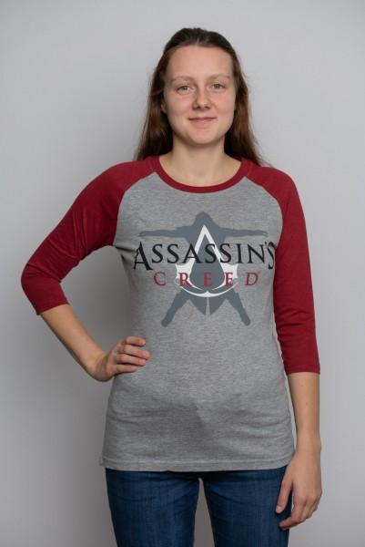 Tričko dámské Assassins Creed - Crest Logo (velikost L)