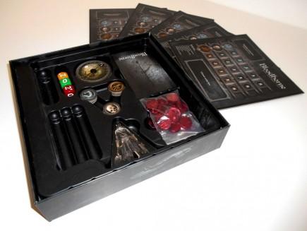 Karetní hra Bloodborne CZ