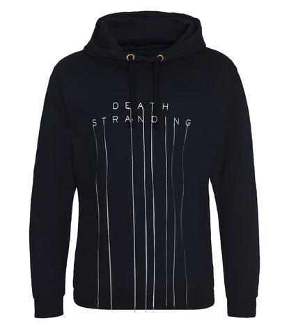 Mikina Death Stranding - Logo (velikost M)