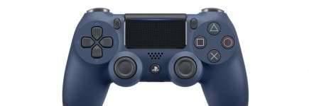 DualShock 4 ovladač - Midnight Blue V2
