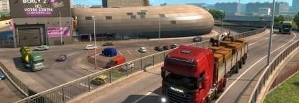 18 wheels of steel: Euro Truck 2