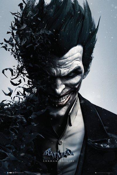 Plakát Batman: Origins - Joker Bats