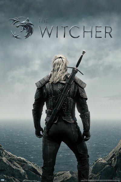 Plakát Zaklínač - Teaser (Netflix)