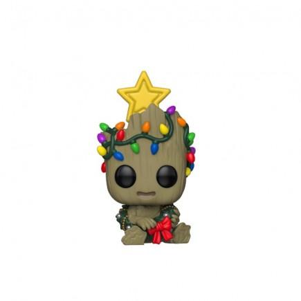 Figurka Marvel - Groot Holiday (Funko POP! Marvel 530)