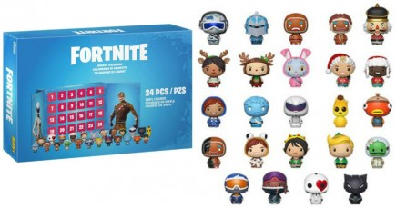 Fortnite Pint Size Heroes Advent Calendar