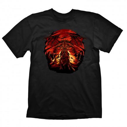Tričko Dark Souls - Old Iron King (velikost M)