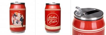 Láhev na pití Fallout - Nuka Cola