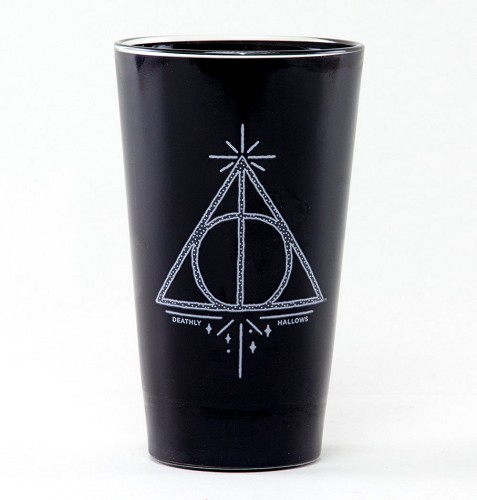 Sklenice Harry Potter - Deathly Hallows