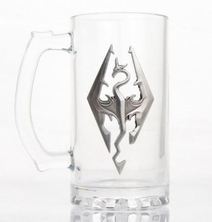 Sklenice Skyrim - Dragonborn