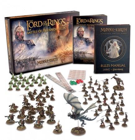 Desková hra The Lord of the Rings - Battle of Pelennor Fields