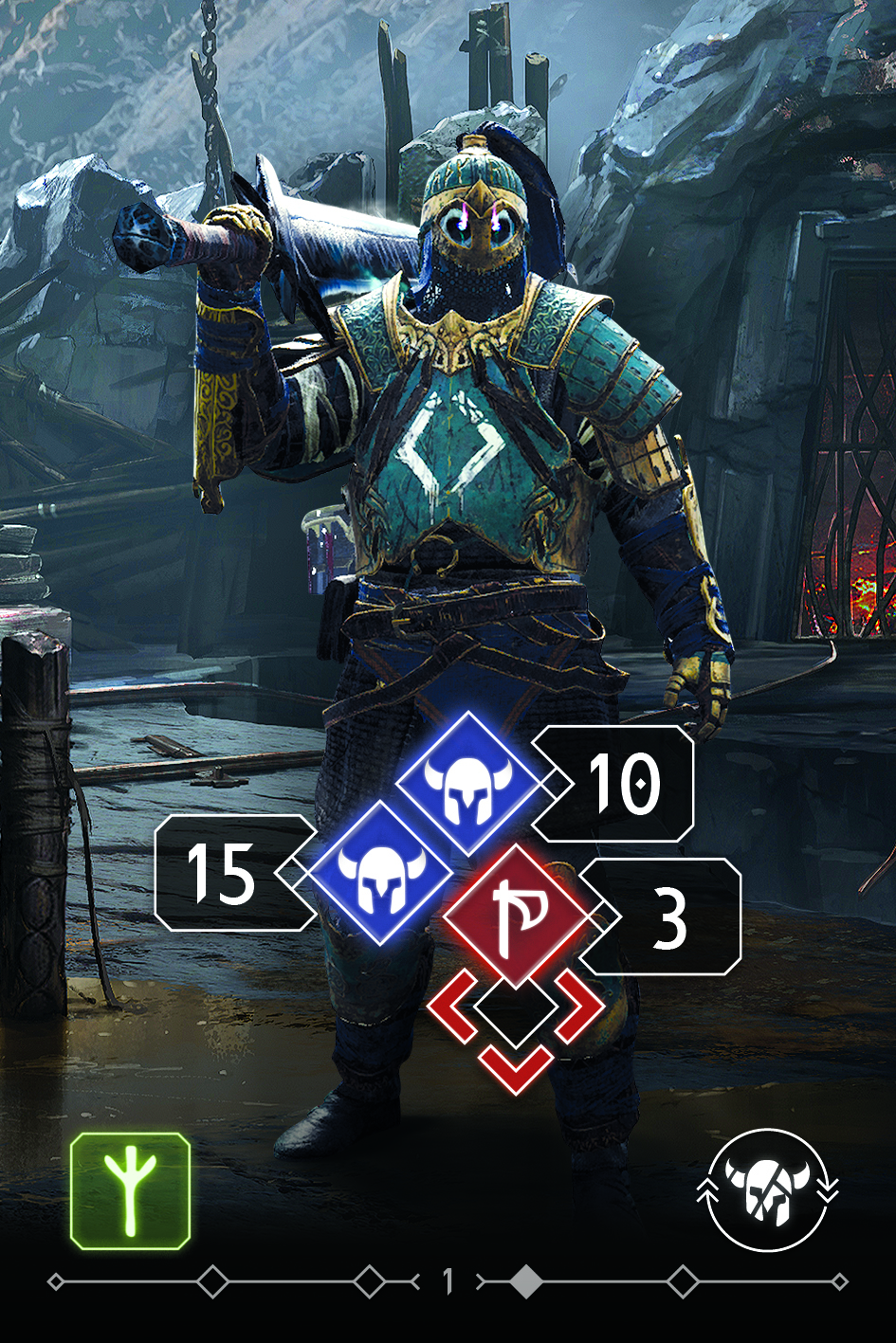 god of war: karetní hra