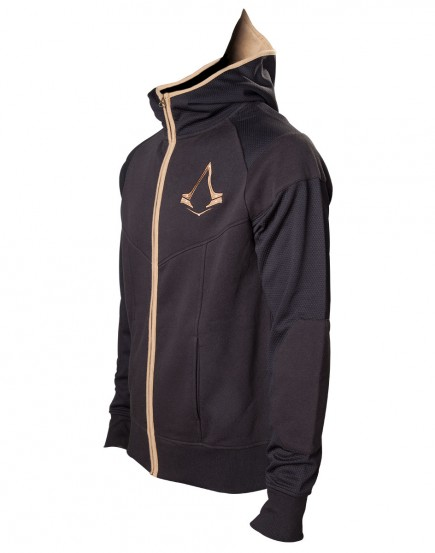 Mikina Assassins Creed: Syndicate - Bronze Logo (velikost XXL)
