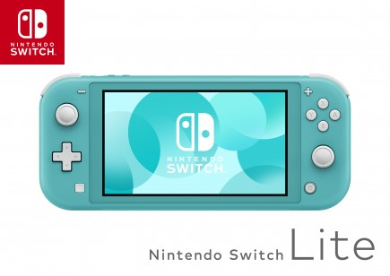 Konzole Nintendo Switch Lite - Turquoise (SWITCH)