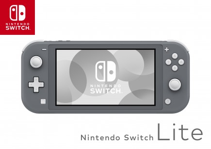 Konzole Nintendo Switch Lite - Grey (SWITCH)
