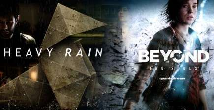 Heavy Rain & Beyond Two Souls Collection (PS4)