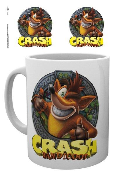 Hrnek Crash Bandicoot - Crash Bandicoot