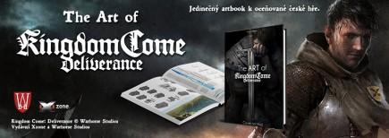 Kniha The Art of Kingdom Come: Deliverance [CZ]