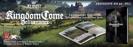 Kniha Die Kunst von Kingdom Come: Deliverance [DE]
