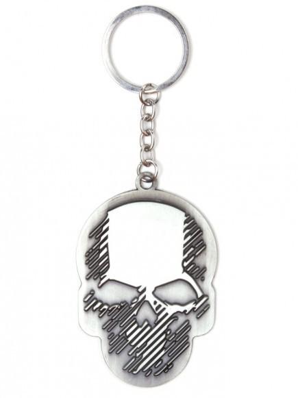 Klíčenka Ghost Recon: Wildlands - Skull Logo