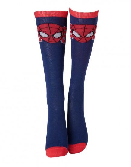 Ponožky dámské Marvel - Ultimate Spider-Man (podkolenky)