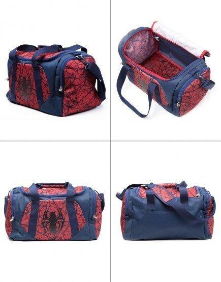 Cestovní taška Spider-Man - The Ultimate Spider-Man Logo