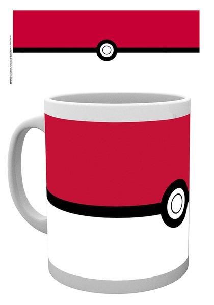 Hrnek Pokémon - Pokéball